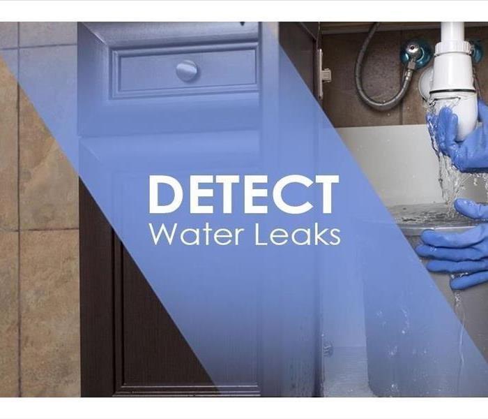 check for water damage areas frequently
